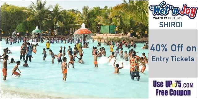 Wet N Joy Shirdi Water Park
