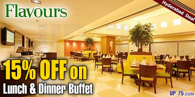 Flavours Restaurant offers India