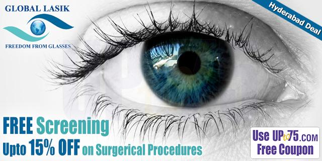 Global Lasik and Laser Centre offers India