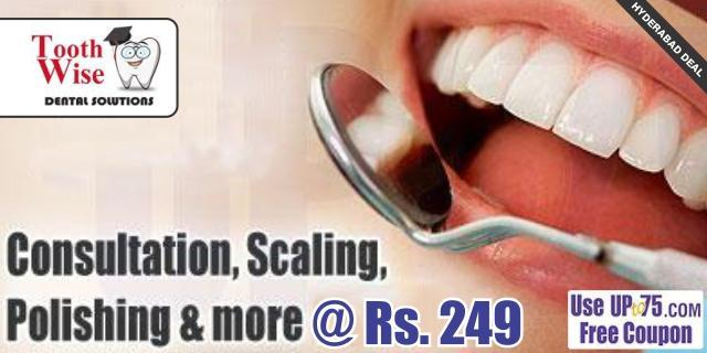 Toothwise Dental Solutions offers India