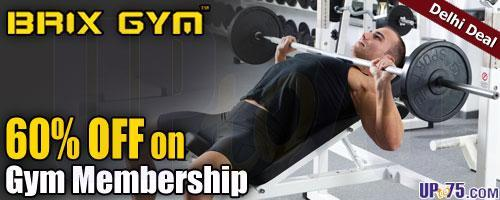 BRIX GYM offers India