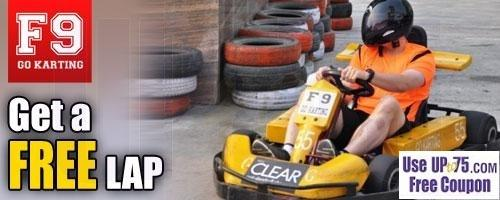 F9 Go Karting offers India