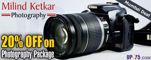 Milind Ketkar Photography offers India
