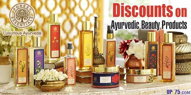 Forest Essentials offers India