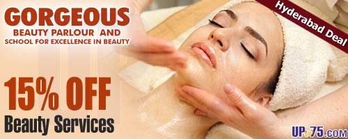 Gorgeous Beauty Parlour and Training offers India
