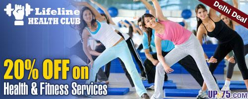 Life Line Health Club offers India