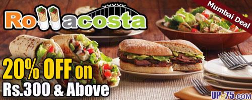 Rollacosta offers India