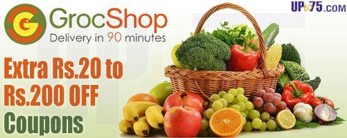 GrocShop offers India