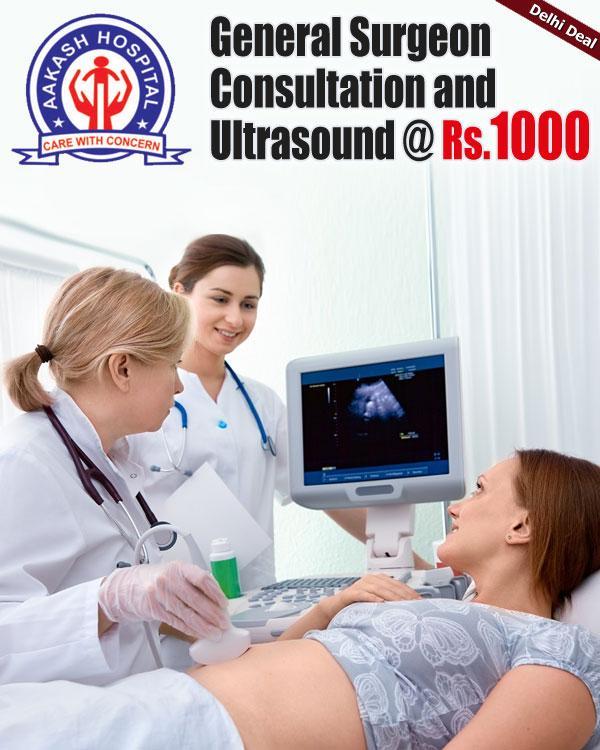 Aakash Hospital offers India