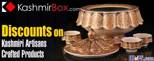 Kashmir Box offers India