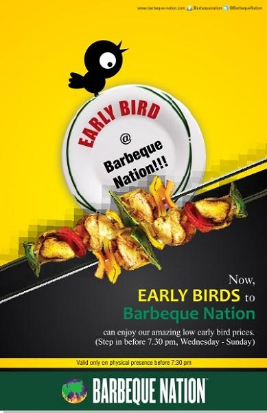Barbeque Nation offers India