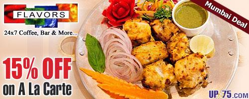 Flavors offers India