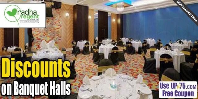 Radha Regent Bengaluru offers India