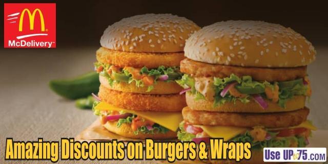 McDonalds offers India