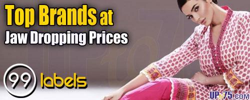 99labels offers India