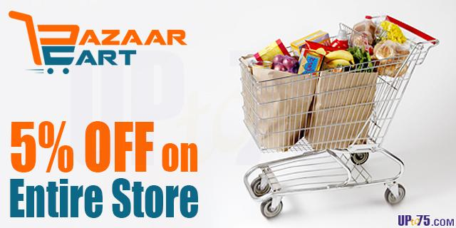 BazaarCart offers India