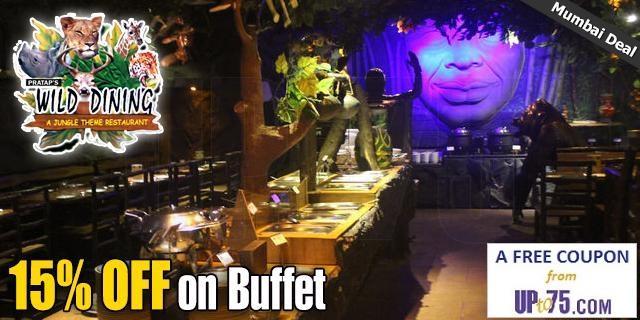 Wild Dining Restaurant offers India