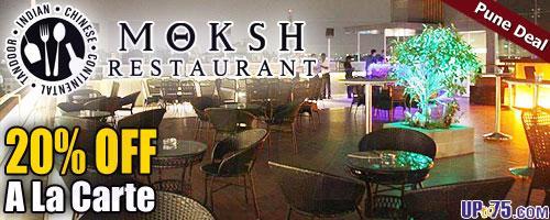 Moksh Restaurant offers India