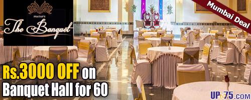 Pratap The Banquet offers India