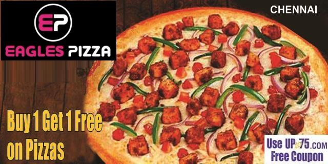 Eagles Pizza offers India