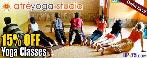 AtreYoga Studio offers India