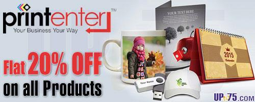 Print Enter offers India