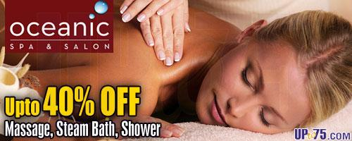 Oceanic Spa and Salon offers India