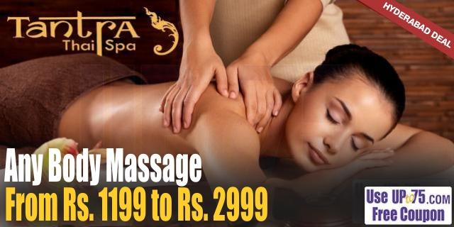 Tantra Thai Spa offers India