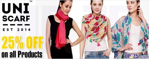 Uniscarf offers India