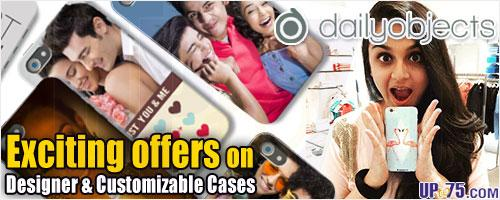 DailyObjects offers India