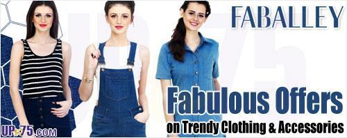 FabAlley offers India