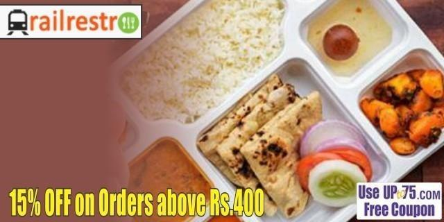 Railrestro offers India
