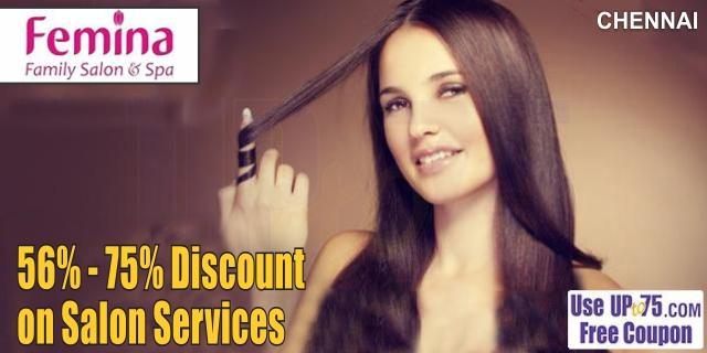 Femina Family Salon and Spa offers India