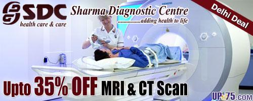 Sharma Diagnostics Centre offers India