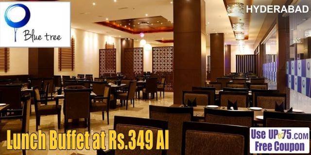Blue Tree Restaurant offers India