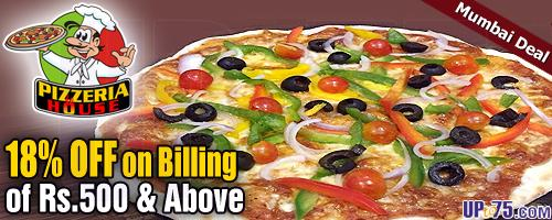Pizzeria House offers India