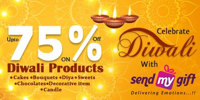 Sendmygift offers India