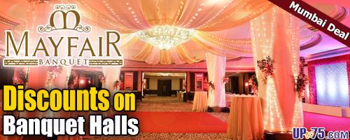 Mayfair Banquets offers India