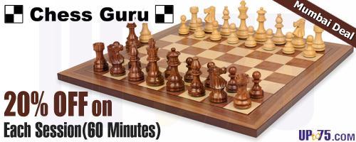 Chess Guru offers India