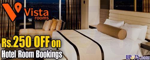 Vista Rooms offers India
