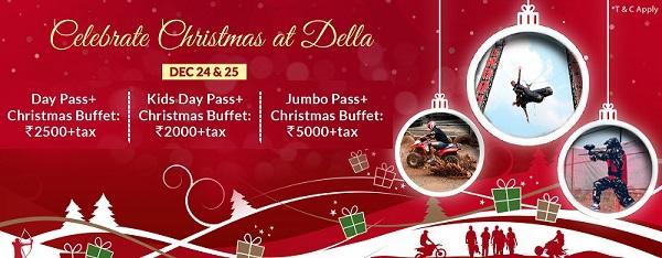 Della Adventure offers India