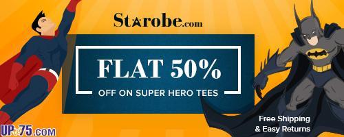 Starobe offers India