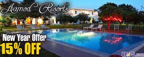 Aamod Resorts offers India