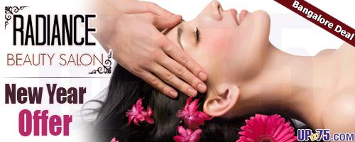 Radiance Beauty Salon offers India