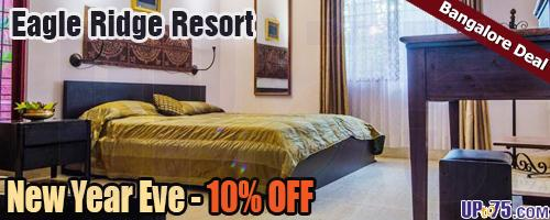 Eagle Ridge Resort offers India