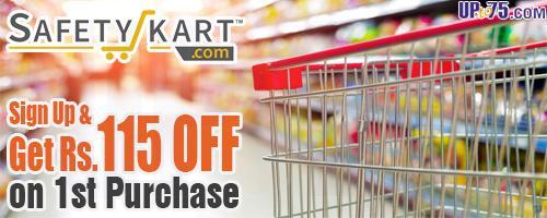 SafetyKart offers India