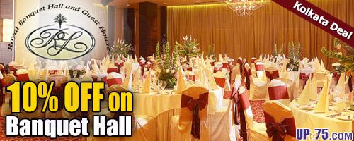 Royal Banquet Hall and Guest House offers India