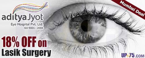 Aditya Jyot Eye Hospital offers India