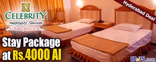 Celebrity Resort offers India