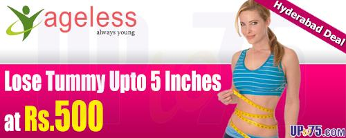 Ageless offers India